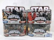Star Wars Galactic Heroes Wave 13 Return Of The Jedi And More Carded Figures