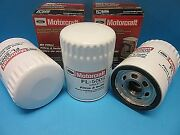 3 Genuine Ford Engine Oil Filter Motorcraft Fl-500s Replace Oem Aa5z6714a
