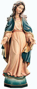 Statue Madonna Immacolata Bois - Our Lady Of Grace Wooden Statues