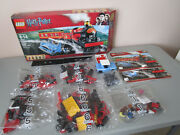 Lego Harry Potter Hogwarts Express Train Set 4841 All Factory Seal Bags But 2