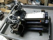 Renishaw Anorad M1092-8210 X-y Machine With Parker Motor And Anorad Rgh22