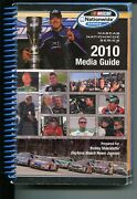 Nascar Nationwide Series Media Guide-2010-info-driver Profiles And Pix-vg