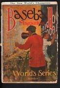 Baseball Magazine Nov 1914-world Series Issue-ty Cobb-federal League