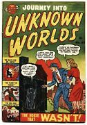 Journey Into Unknown Worlds 41 1955-atlas-basil Wolverton-canadian
