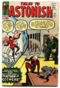 Tales To Astonish 45 Comic Book Ant-man-2nd Wasp-marvel Kirby