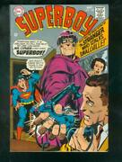 Superboy 150-and03968-neal Adams Silver Age Cover Art-rare Fn