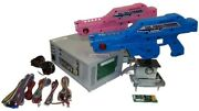 Jamma 3-in-1 Gun Shooting Game Complete Kit House Of Dead Alien Paradise Lost