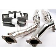 Wagner Tuning Performance Package Intercooler And Downpipe Audi A6 C5