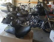 2017 Indian Roadmaster Double Seat