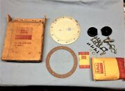 Nos 1958-59-60 Ford Truck F750-f1100 Fuel Tank Cover Plate Part B8tz-9a9090-a