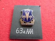 Us Army 63rd Aaa Anti Aircraft Artillery Bn Di Distinguished Insignia Meyer