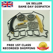 New For Mercedes M271 W203 S203 Cl203 W204 S204 Timing Chain Kit+ Camshaft Gears