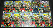 Justice Society Of America Comic Lot 27pc Vf-nm