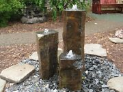 Easypro Tranquil Decor Fountain - Polished Top Basalt Kits