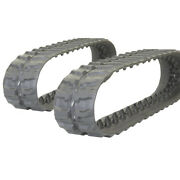 Pair Of Prowler Ramrod 1150 Rubber Tracks - 230x72x39 - 9