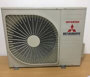 Mitsubishi Air Condition 5kw Heating And Cooling Indoor And Outdoor Unit