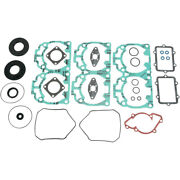 Parts Unlimited Snowmobile Gasket Kit Pu0934-2100 Complete Ski-doo Mx-z 600 X-rs