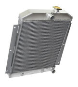 3 Core Performance Radiator For 47-54 Chevy Pickup I6 3100 3600 3800