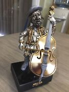 Meisler Double Bass Player Collectible