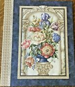 Anne Grenier Style And Paper 11 X 14 Scrapbook 18 / 36 Pages Acid Free New