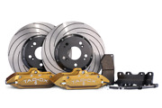 Tarox Front Brake Kit Sport 318mm Peugeot 106 Phase 1 - All Models Excl 3 Stud