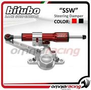 Bitubo Ssw Linear Steering Damper Red Color For Yamaha Yzf R6 20062007