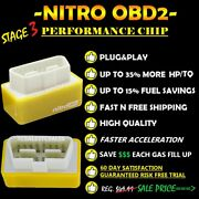 1 Tuner Performance Chip Jeep Vehicles Save Gas/fuel Add Power Real Gains