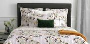 New Yves Delorme Louise Duvet Cover Set With Two Standard Shams