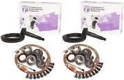 2007-2017 Toyota Tundra 5.7l 10.5 4.88 Ring And Pinion Complete Yukon Gear Pkg