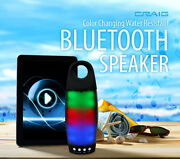Beats Ihome Ibt74bxxc Color Changing Bluetooth Rechargeable Speaker System