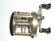 Shakespeare Service 1944 Model Ge 1946 Fishing Reel Cleaned And Ready To Go
