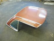 1974 Mercedes Sl450cr Sl 450 380 W107 Removeable Hard Top Roof Assy. +