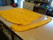 Crownline E-6 Front Top Tower Cover W / Boot Yellow 77 X 73 Marine Boat