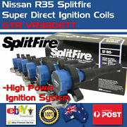 New Splitfire Super Direct Ignition System Coil Power Pack Fits Nissan R35 Gtr