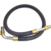 Crusader 18101 Oil Filter Adapter To Cooler Hose Assembly 10 X 43 In.