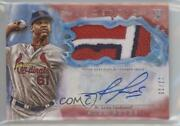 2017 Topps Inception Red /25 Alex Reyes Iap-are Rpa Rookie Patch Auto