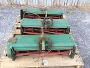 Used Ransome 180 Reel For Triplex Reel Lawn Mower Blades Only