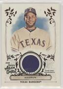 2018 Topps Allen And Ginterand039s Full-size Relics A Elvis Andrus Fsra-ea