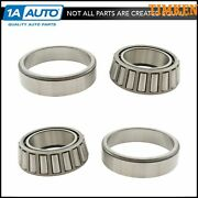 Timken Set1177 Front Inner Wheel Bearing And Race Kit Set Pair Lh And Rh Side New