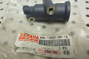 6g8-13442-00-1s Yamaha Marine Oil Filter Housing Outboard Motor Four Stroke Boat