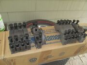 396 427 454 Prestine 4 Bolt Main Caps With Nos Bolts Early