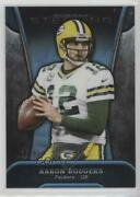 2013 Bowman Sterling Blue Refractor /99 Aaron Rodgers 20