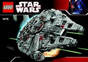 Lego Star Wars Ultimate Collectorand039s Millennium Falcon 10179