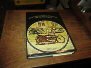 The Restoration Of Vintage And Thoroughbred Motorcycles Book Jeff Clew British