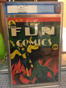 More Fun Comics 69 Cgc 6.5 Fn+ Dr. Fate Cover Spectre Rare Only 19 On Census