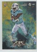 2014 Topps Fire Gold /50 Jarvis Landry 146 Rookie