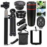 All Accessories Phone Camera Lens Top Travel Kit For Iphone 12 Samsung Cellphone