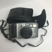 Minolta Freedom Zoom 140ex Portable 35mm Film Camara W/carrying Case Not Tested