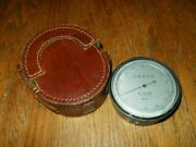 Ww2 Imperial Japanese Army 24th Mountain Division Pocket Altimeter - Very Nice
