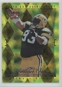 1997 Score Team Collection Green Bay Packers Premiere Club Gilbert Brown 15